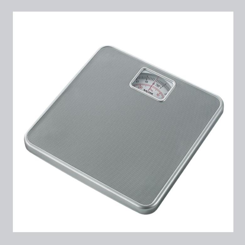 Salter Compact Mechanical Bathroom, Mechanical Bathroom Scale